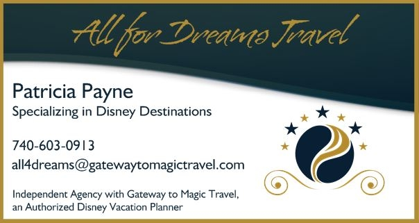 All For Dreams Travel, the Official Travel Agent for Tips from the Disney Divas & Devos