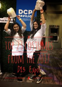 Top 23 Costumes at the D23 Epo 2017