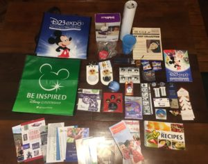 2017 D23 Expo Giveaway!
