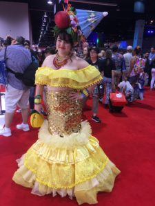 Top 23 Costumes at the 2017 D23 Expo / Dole Whip