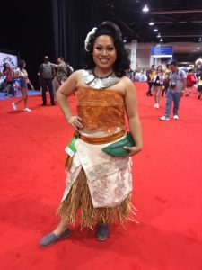 Top 23 Costumes at the 2017 D23 Expo / Moana