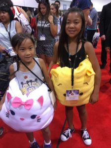 Top 23 Costumes at the 2017 D23 Expo / Tsum Tsums / Winnie the Pooh / Marie