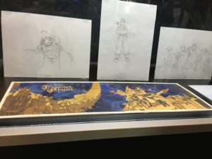 "D23 Expo 2017: ""A Pirates Life for Me!"" – A Tour of the Walt Disney Archives Exhibit / Treasure Planet"