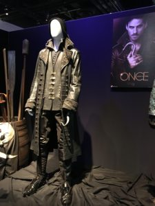 "D23 Expo 2017: ""A Pirates Life for Me!"" – A Tour of the Walt Disney Archives Exhibit / Captain Hook / Once Upon A Time / ABC"