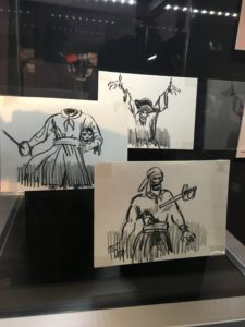 "D23 Expo 2017: ""A Pirates Life for Me!"" – A Tour of the Walt Disney Archives Exhibit / Haunted Mansion / Pirates"