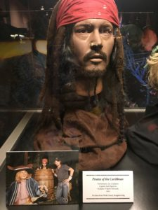 "D23 Expo 2017: ""A Pirates Life for Me!"" – A Tour of the Walt Disney Archives Exhibit / Captain Jack Sparrow / Pirates of the Caribbean"