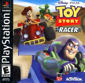 Toy Story Video Games Ranked- Toy Story Racer