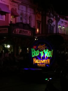 Mickey's Not So Scary Halloween Party / Boo To You Parade