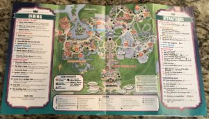 Mickeys Halloween Party Map / Mickey's Not So Scary Halloween Party: Fun for Everyone!