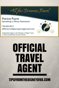 Patricia Payne Disney Travel Agent