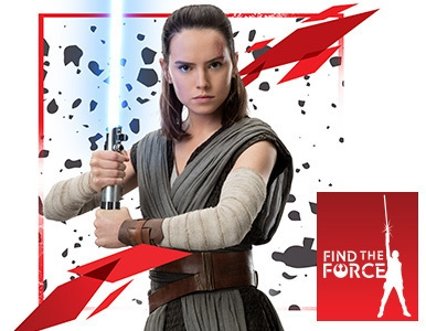 "Star Wars Fans Invited to ""Find the Force"" an Augmented Reality Event Sweeps the Globe for Force Friday II"