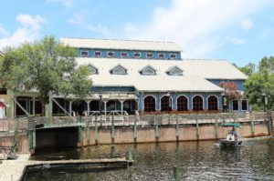 Walt Disney World's Port Orleans Riverside, Riverside Mill