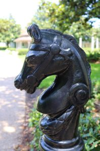 Beautiful details on the grounds of Walt Disney World's Port Orleans Riverside