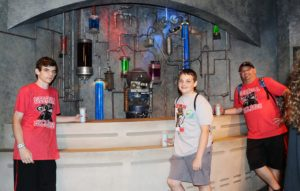Hollywood Studios Mos Eisley Cantina