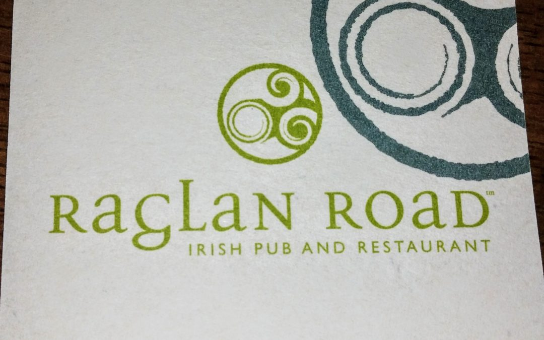 Bímis ag ithe! A Wonderful Dinner at Raglan Road