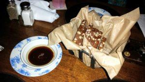 Bímis ag ithe! A Wonderful Dinner at Raglan Road
