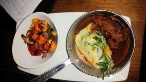 Raglan Road Braised Beef / Bímis ag ithe! A Wonderful Dinner at Raglan Road