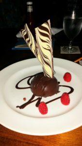 Raglan Road Dunbrody Kiss / Bímis ag ithe! A Wonderful Dinner at Raglan Road