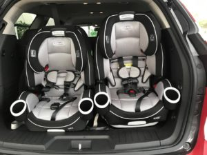 Minnie Van Car Seats