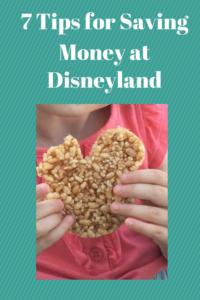 7 Tips for Savings Money at Disneyland