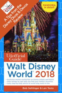 The Unofficial Guide Walt Disney World 2018