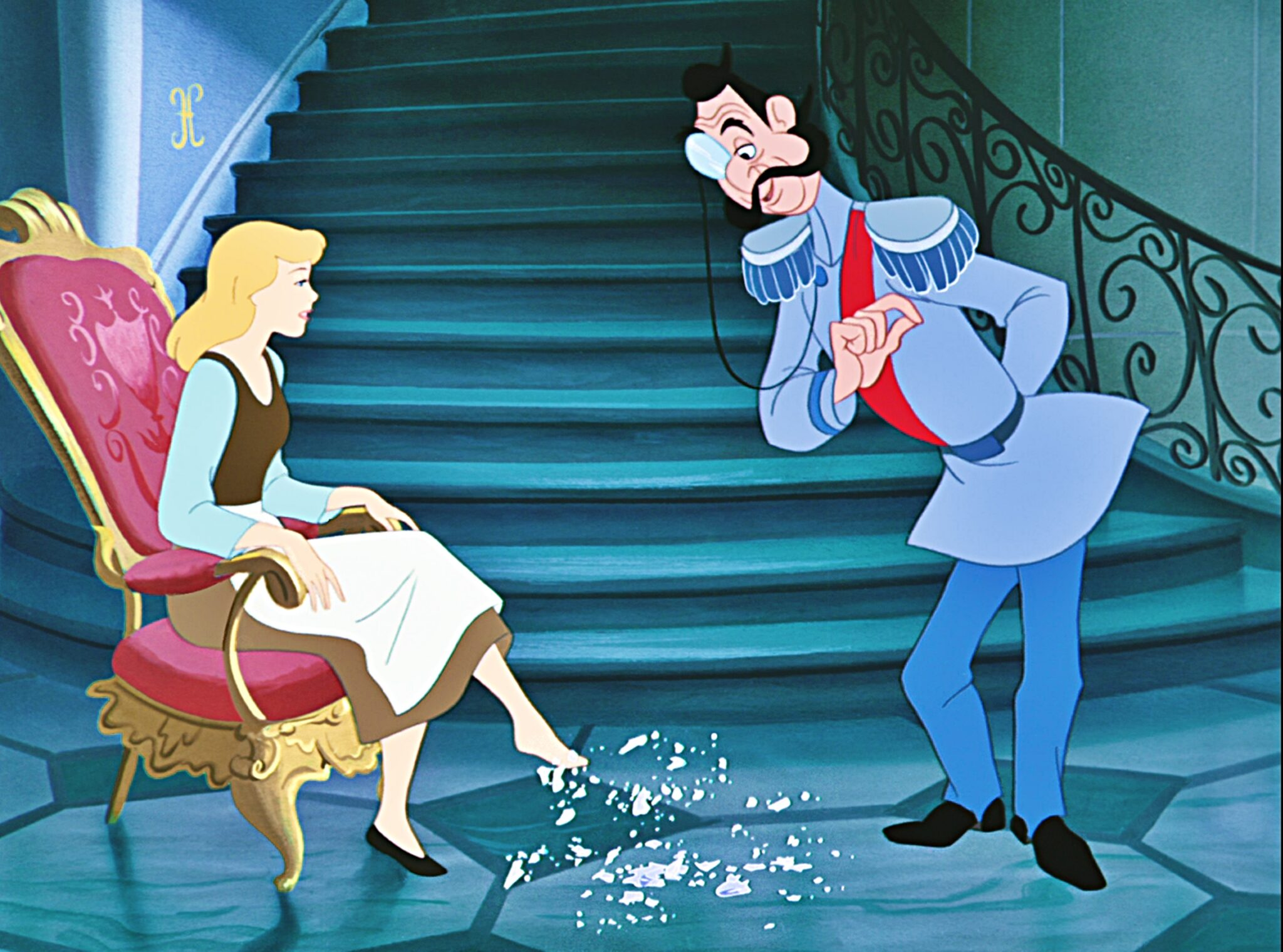 If The Shoes Fit Cinderella