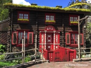 Royal Sommerhus at EPCOTs Norway Pavilion