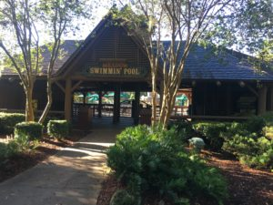 Fort Wilderness Campground and Cabins, camping at Walt Disney World Resort, pool, activities