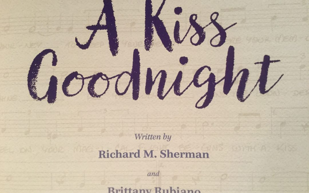 """The Story behind Disney Parks' """"Kiss Goodnight"""""""