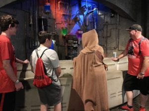 Disney's Hollywood Studios Mos Eisley Cantina and Jawas