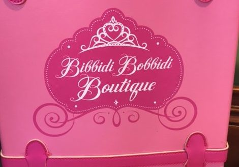 Bibbidi Bobbidi Boutique: The Modern Day Princess Makeover