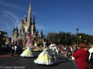 Magic Kingdom's Festival of Fantasy Parade