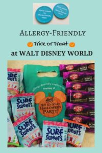 Allergy-friendly at Disney World