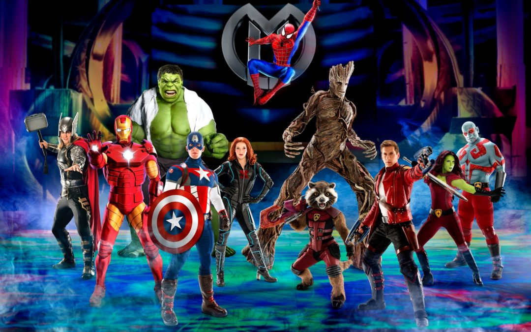 Marvel Universe Live! Age of Heroes- Coming to a City Near You… and We're GIVING AWAY TICKETS!