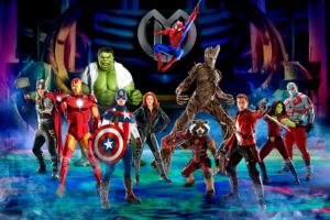 Marvel Universe Live! Age of Heroes: Coming to a City Near You.... and We're GIVING AWAY TICKETS!