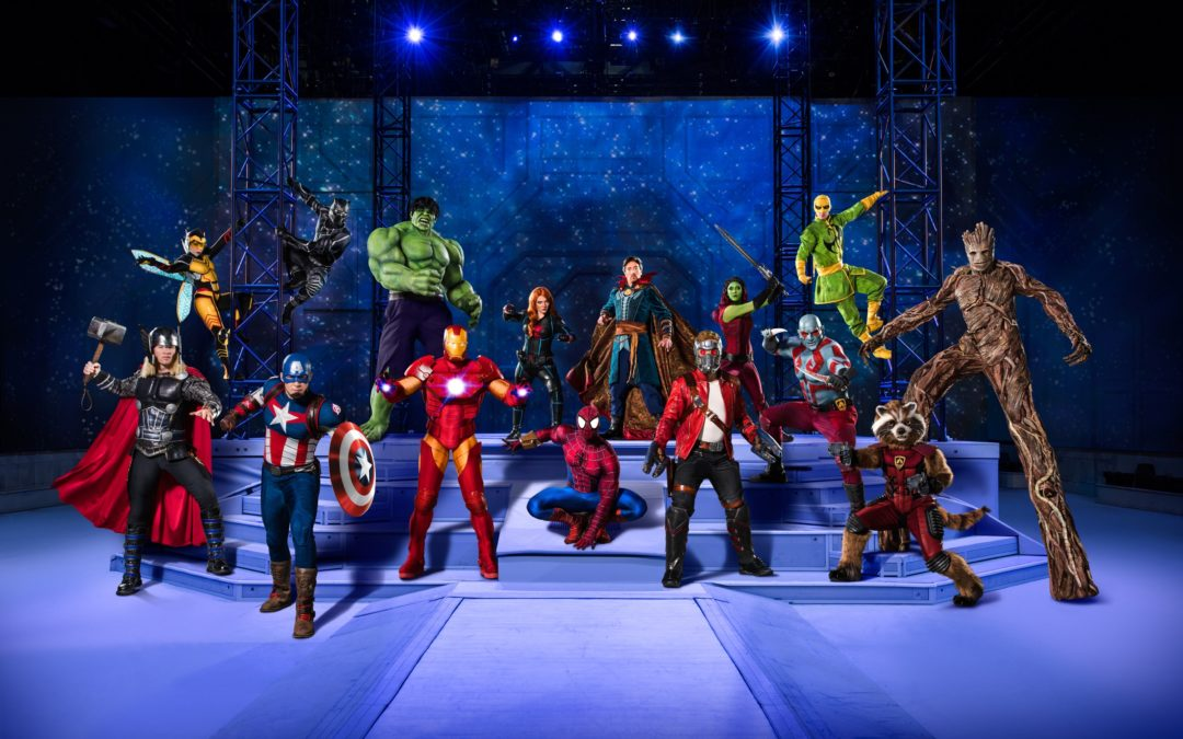 Marvel Universe LIVE! Age of Heroes Giveaway Winner… and How You Can Still Get Discounted Tickets!