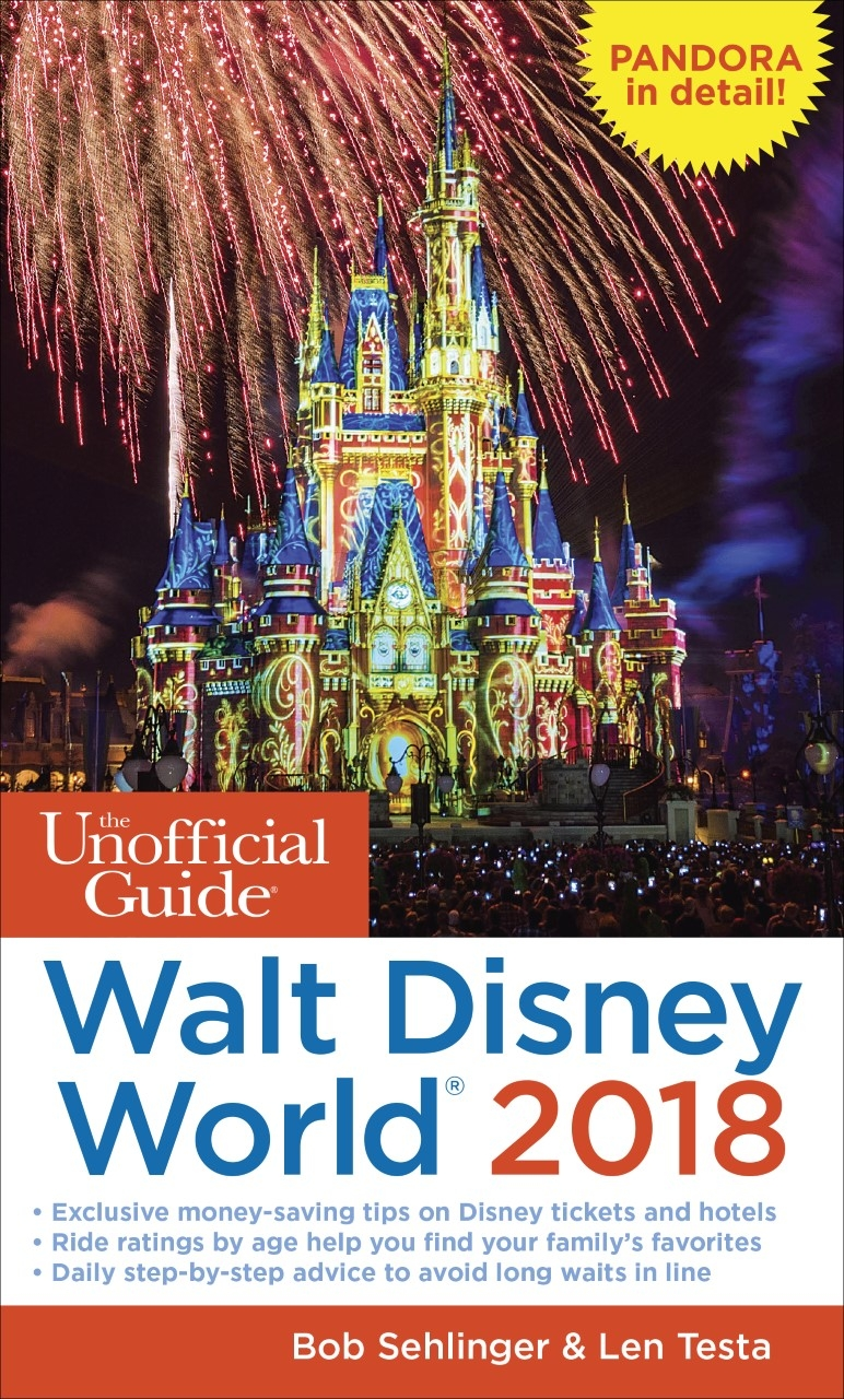 The Unofficial Guide to Walt Disney World 2018 Review & Giveaway ...
