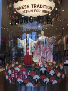 Shopping in Disney Springs, Japan, Uniqlo, Disney