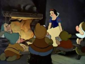 The Most Important Disney Movie Scenes in History / Snow White and the Seven Dwarfs / Someday My Prince Will Come