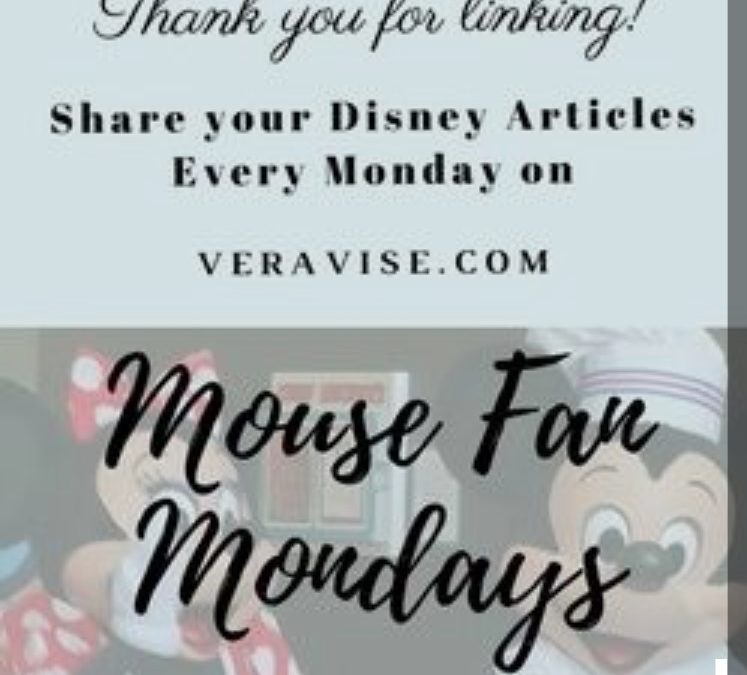 Mouse Fan Mondays!