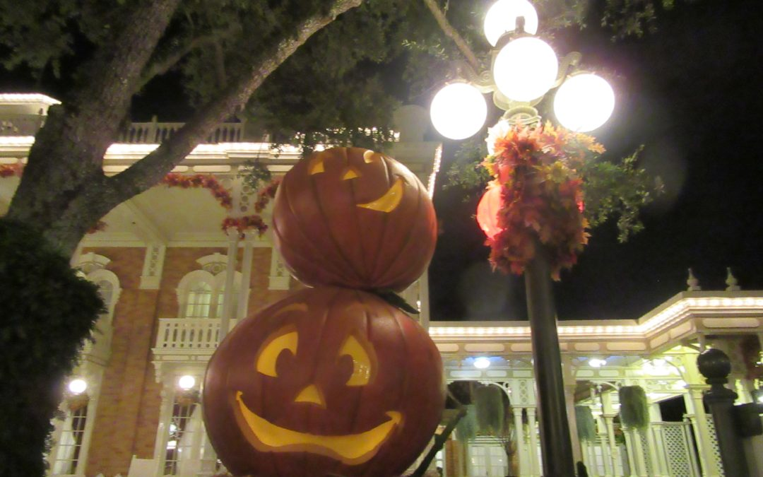Mickey's Not So Scary Halloween Party 2017: A Spooktacular Night at the Magic Kingdom