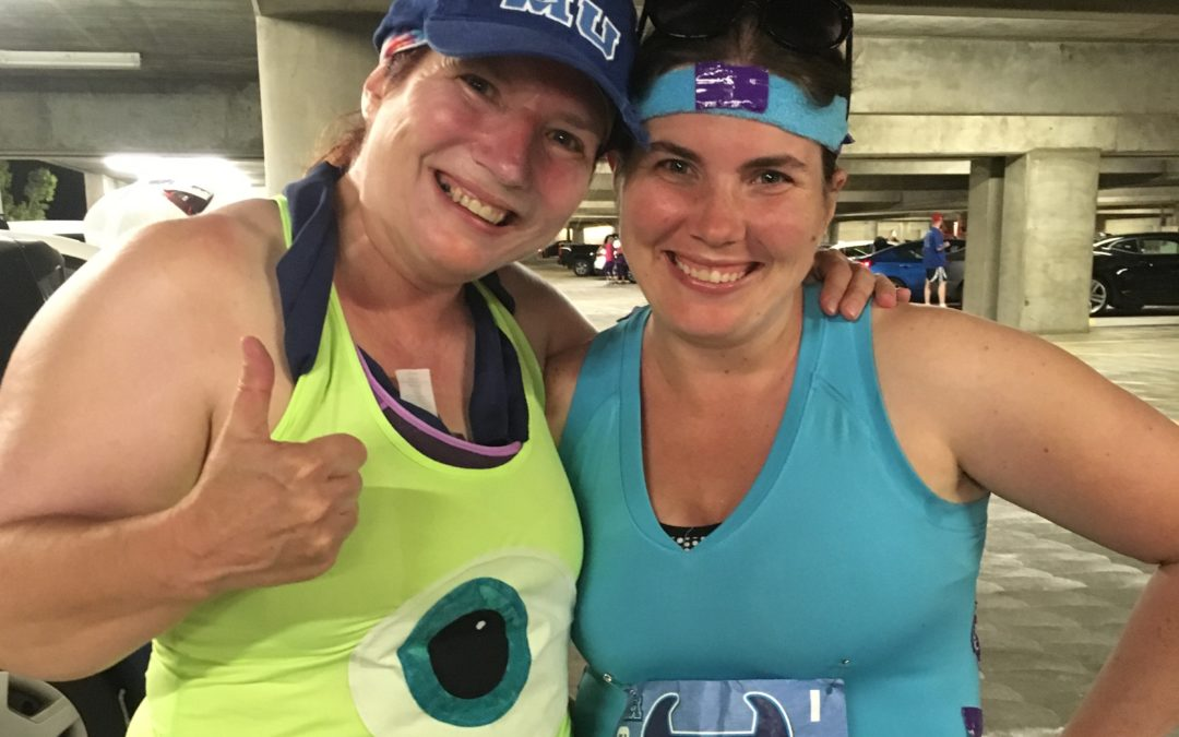 Top Ten Excuses to Not Want to Train for a runDisney Race and How to Beat Them