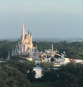 Disney's Contemporary Resort: A Dream Come True - With a View!
