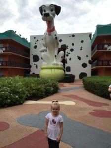 All Star Movie Hotel, Disney World