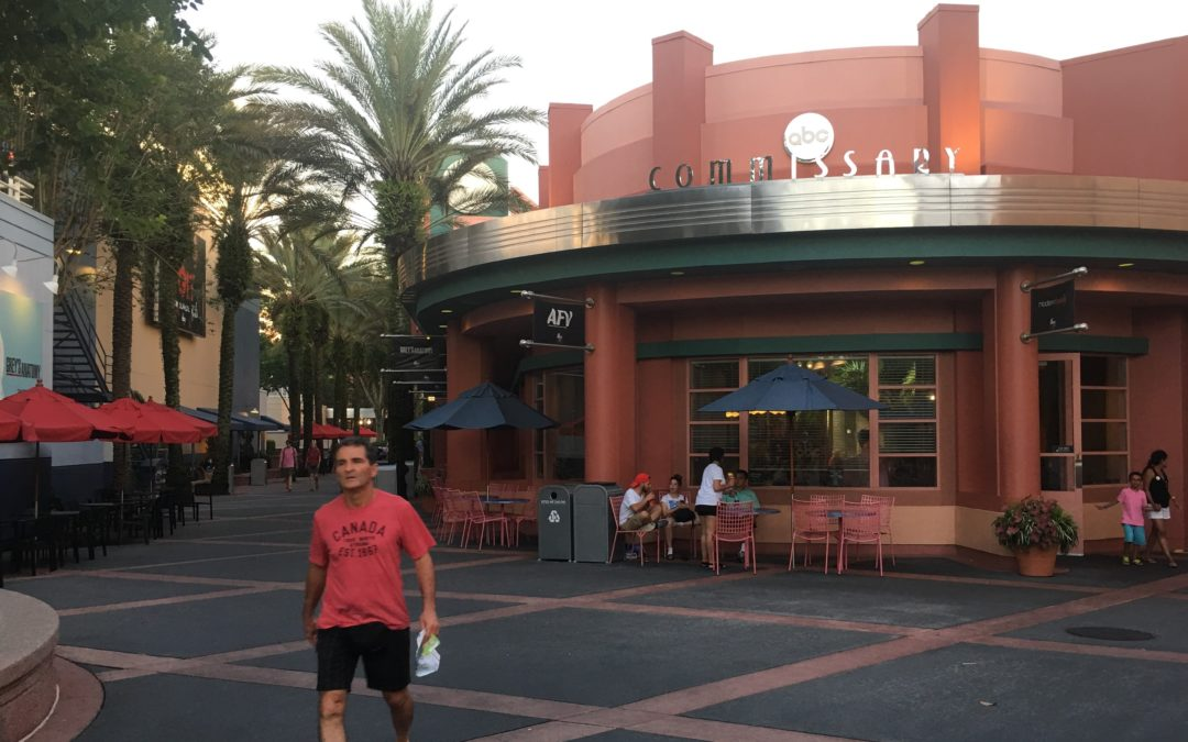 ABC Commissary in Hollywood Studios: A Dining Review