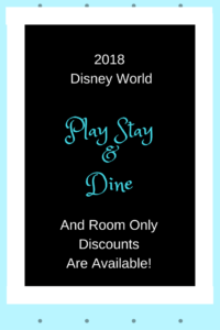 Disney World discounts, Winter 2018 Disney discounts