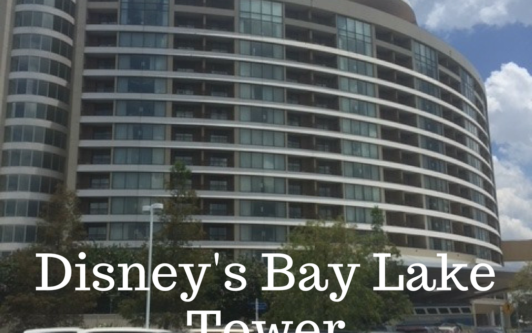 Disney's Bay Lake Tower- Location, Location, Location!