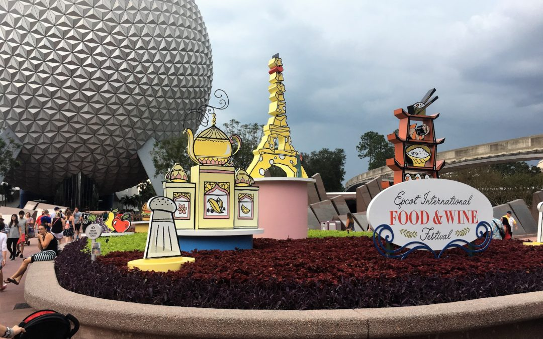 Throwback Thursday: How to Plan Your Visit to Epcot's International Food and Wine Festival