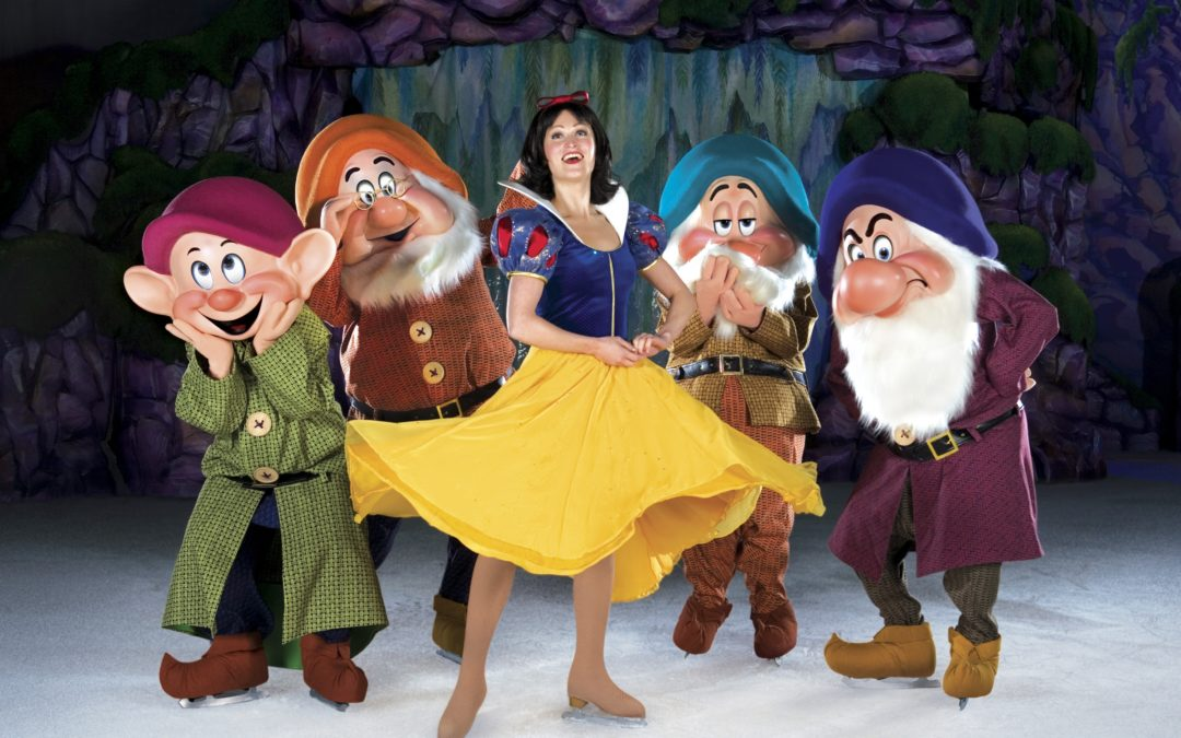 Giveaway for Tickets to Disney on Ice Presents Dream Big