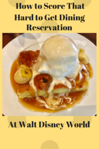 'Ohana Bread Pudding at Walt Disney World's Polynesian Resort